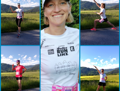 Virtueller Ladies Run Linz – 5 km